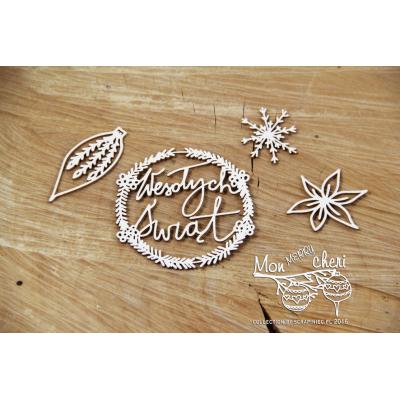 Mon Merry Cheri - Merry Christmas 01