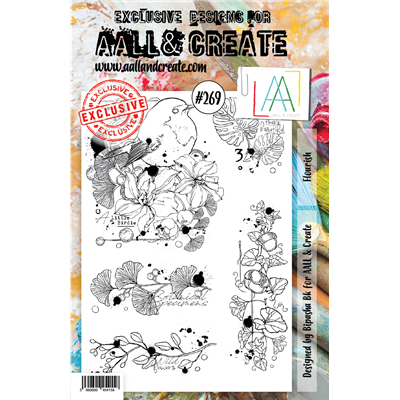 AALL and Create A5-ös bélyegző no.269