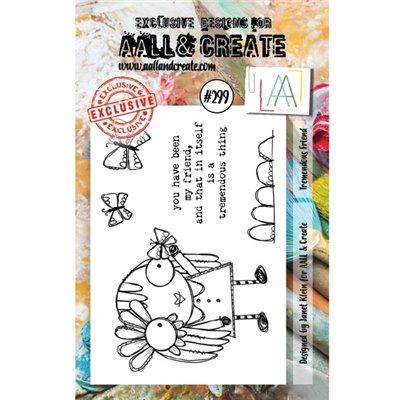 AALL and Create A7-es bélyegző szett no.299