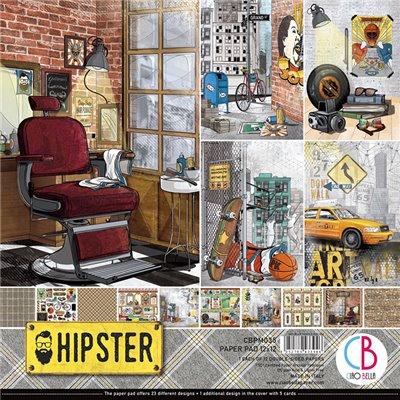"""Hipster kollekció 12""""x12"""""""
