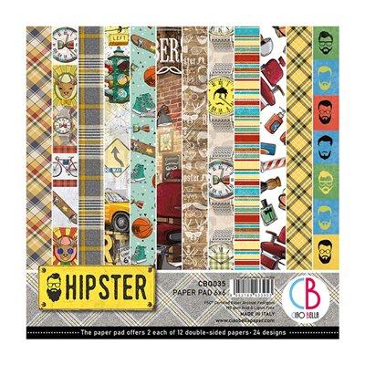 """Hipster kollekció 6""""x6"""""""