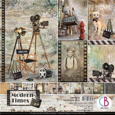 """Modern Times kollekció 12""""x12"""""""