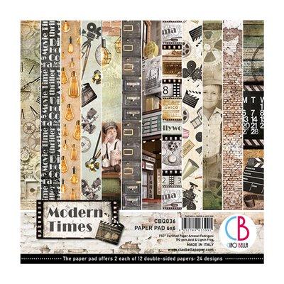 """Modern Times kollekció 6""""x6"""""""