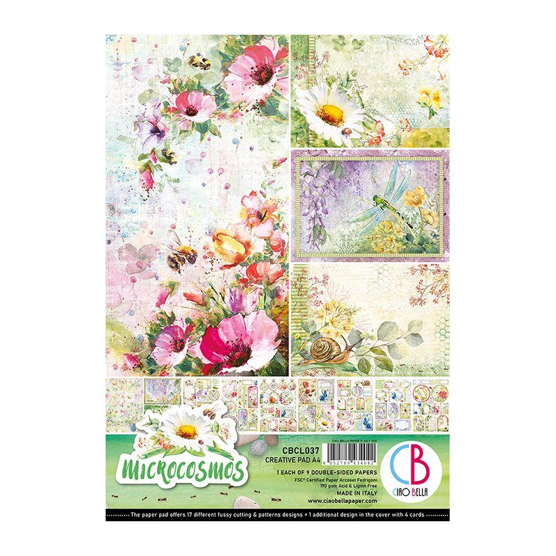 Microcosmos Creative Pad A4