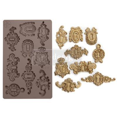 Szilikon öntőforma - Redesign Mould - Grandeur Keyholes