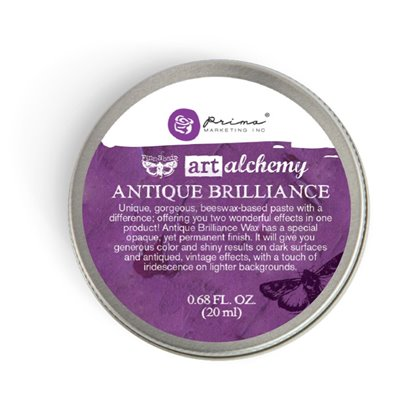 Art Alchemy - Antique Brilliance - Amethyst Magic 20ml