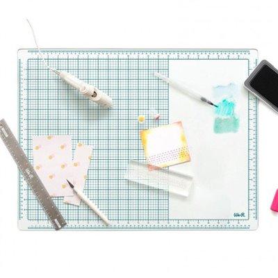 WRMK Mixed media glass mat - Üveg vágóalátét