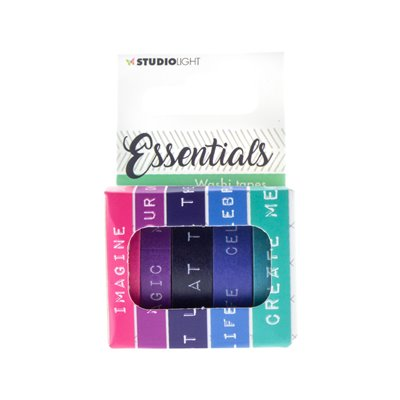 Essentials Washi Tape des.09. dekortapasz