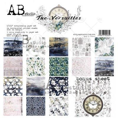 "The Versailles 12""-es scrapbook papír kollekció"