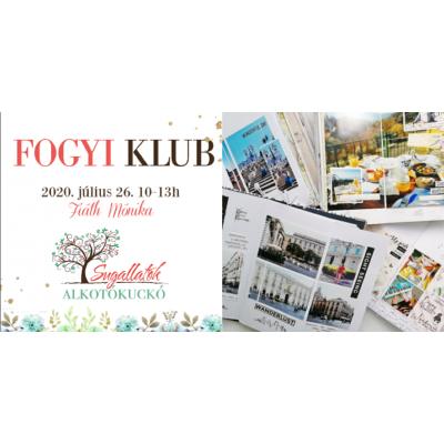 FOGYI KLUB - Traveler's Notebook