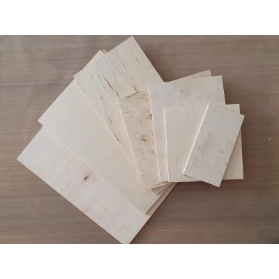 Rétegelt lemez - 7,5x15 cm