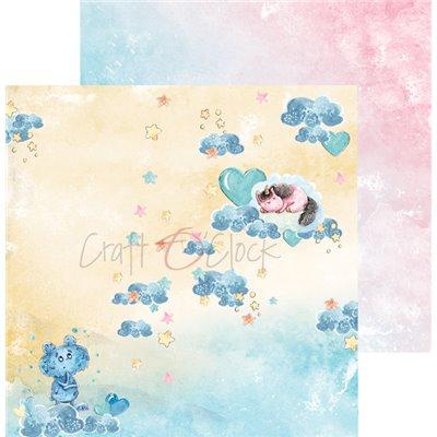 The Sweetsters - papírkészlet 15,25x15,25cm