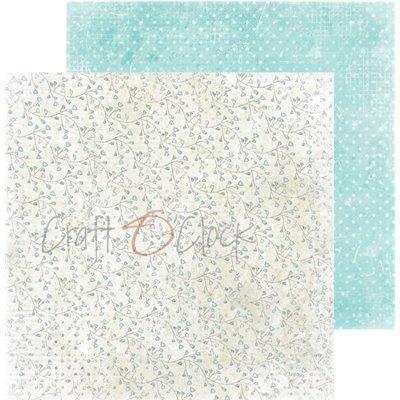Spring Morning Dreams - papírkészlet 15,25x15,25cm