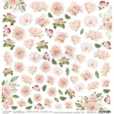 Flowers - XIX kivágóív