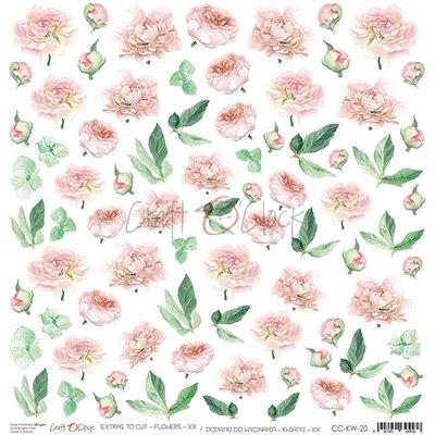 Flowers - XX kivágóív