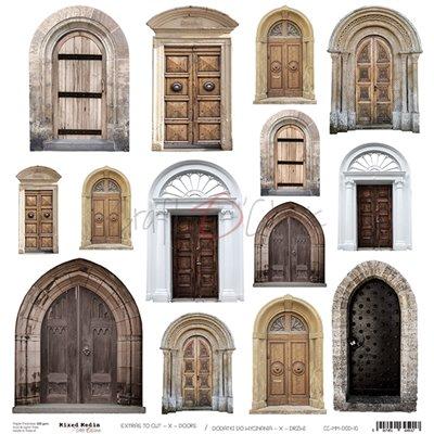 Doors - kivágóív