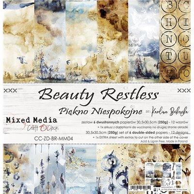 Beauty Restless - papírkészlet 30,5x30,5cm