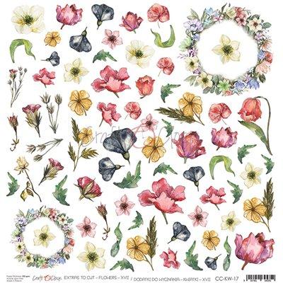 Flowers - XVII kivágóív