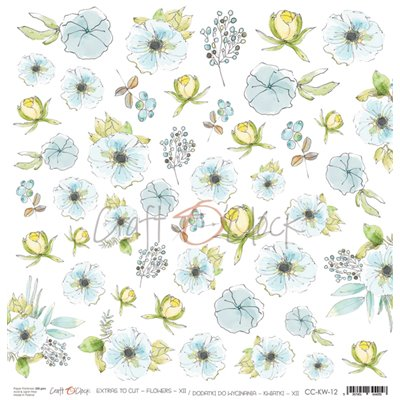 Flowers - XII kivágóív