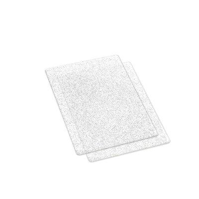 Sizzix standard vágólap - ezüst glitteres