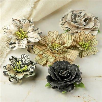 Prima Flowers - Jardenire Printery