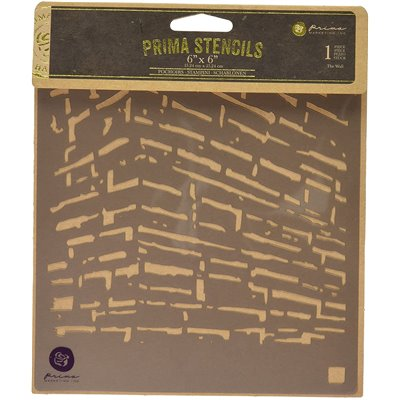 Prima - Stencil - The Wall