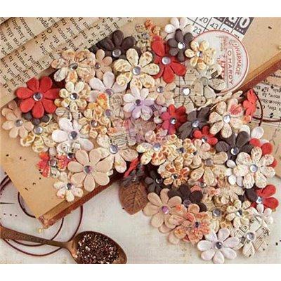 Prima Vintage Emporium Flowers - Libretto