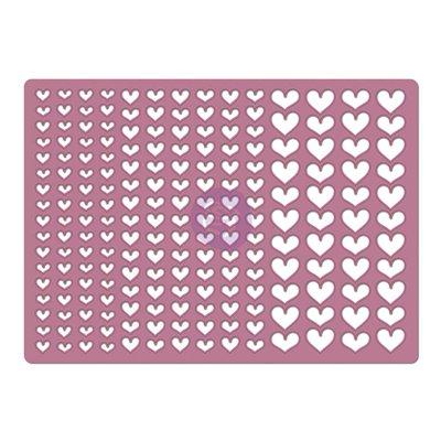 Prima vágókés - Confetti - Hearts