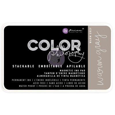 Color Philosophy Permanent tintapárna - Warm Grey