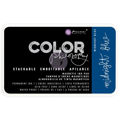 Color Philosophy Permanent tintapárna - Midnight Blue