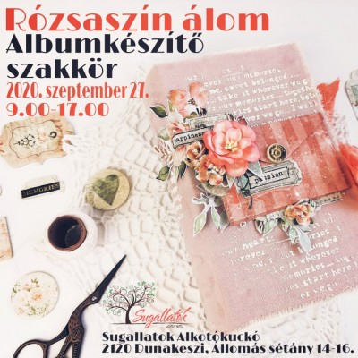 SZAKKÖR - Rózsaszín álom - albumkészítés - szeptember 27.