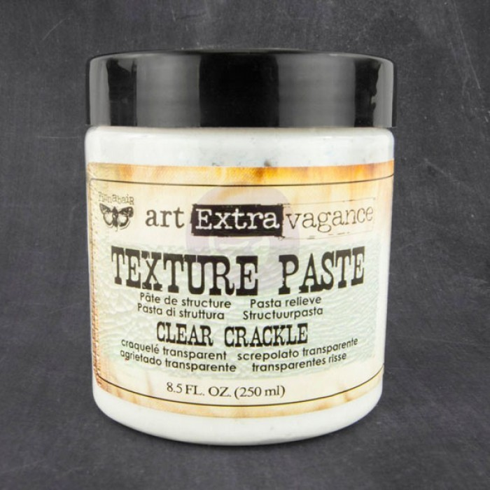 Finnabair - Art Extravagance - Texture Paste Clear Crackle