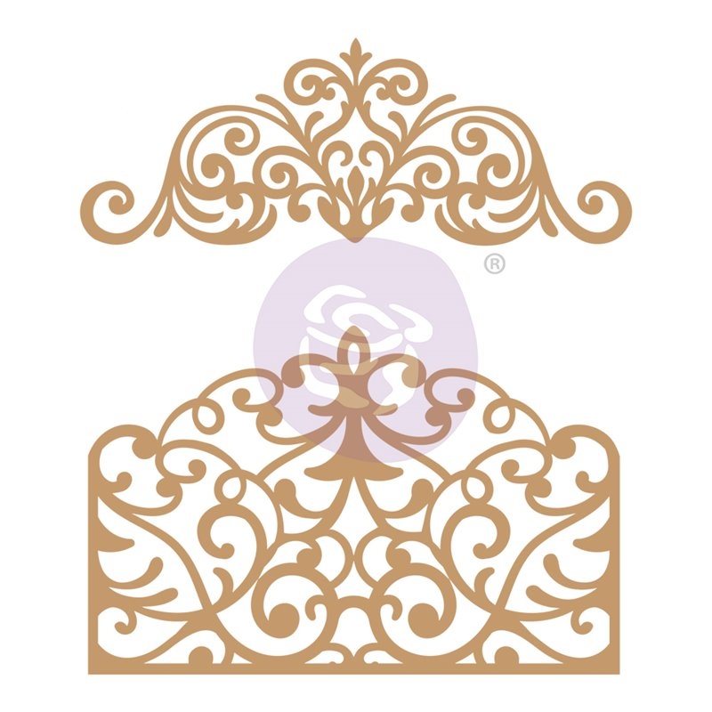 CHIPBOARD – FLOURISH GATE – 2 db