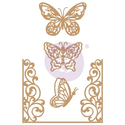 CHIPBOARD – BUTTERFLY FLIGHT – 4 db