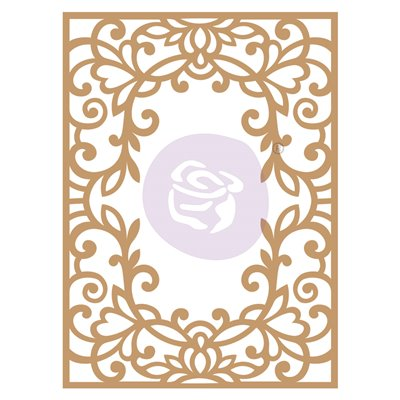 CHIPBOARD – VINE FRAME – 1 PC