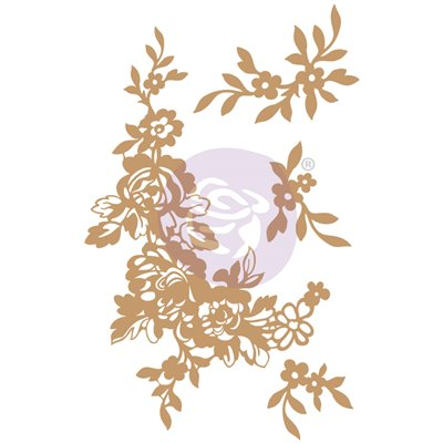 CHIPBOARD – BEAUTIFUL FLEUR – 4 db