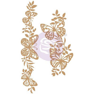 CHIPBOARD – BUTTERFLY BORDERS – 2 db