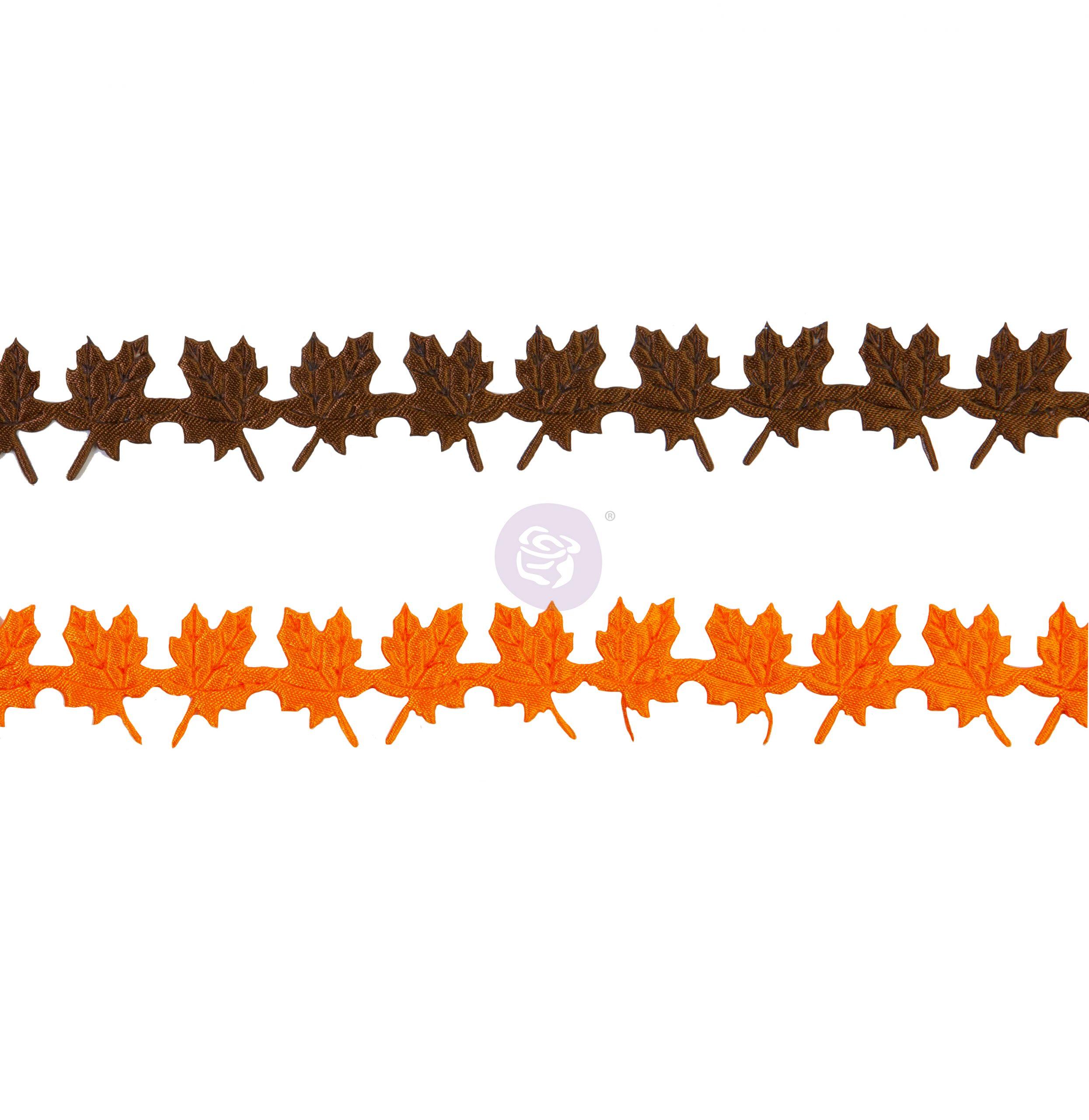 PUMPKIN & SPICE KOLLEKCIÓ TRIMS – 2 szín x 180 cm szalag