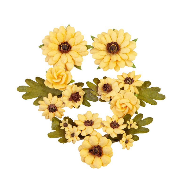 PRIMA FLOWERS® PUMPKIN & SPICE KOLLEKCIÓ – AUTUMN AFTERNOON – 5 db
