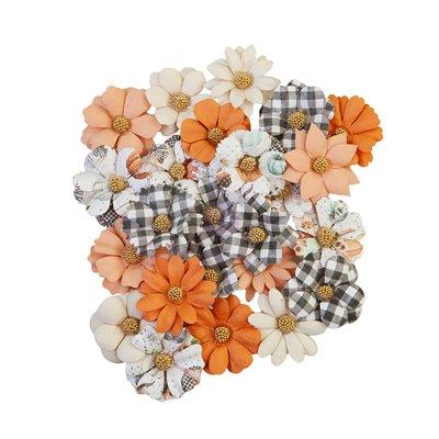 PRIMA FLOWERS® PUMPKIN & SPICE KOLLEKCIÓ – WARM MITTENS – 24 db