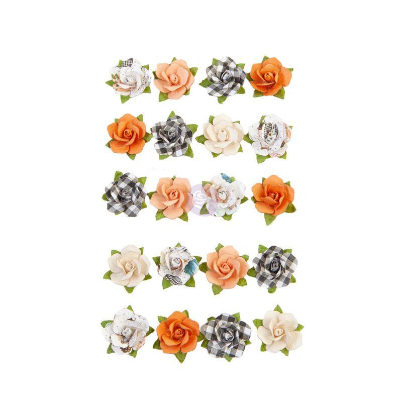 PRIMA FLOWERS® PUMPKIN & SPICE KOLLEKCIÓ – COZY EVENING – 20 db