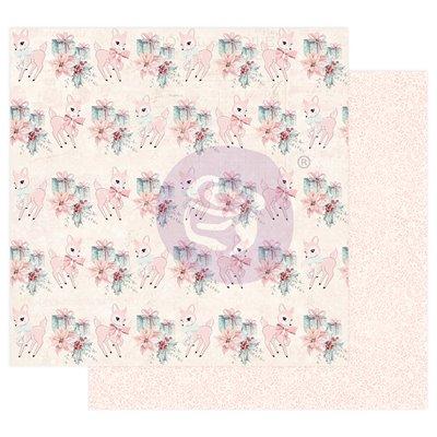 SUGAR COOKIE CHRISTMAS KOLLEKCIÓ 8×8 PAPER PAD – 8″ X 8.5″, 30 lap