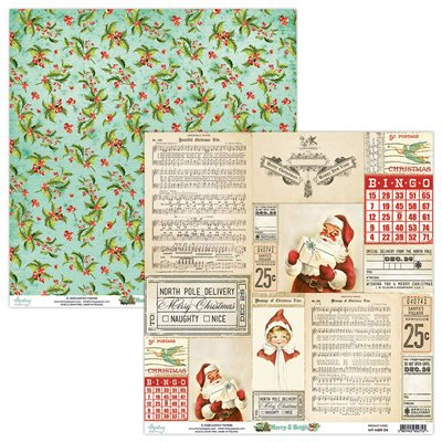 """Merry & Bright - 12""""x12""""-es mini kollekció"""