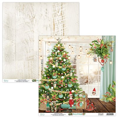 """Merry & Bright - 6""""x6""""-os kollekció"""