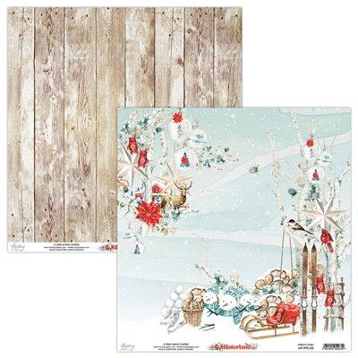 """Winter Land - 12""""x12""""-es maxi kollekció"""