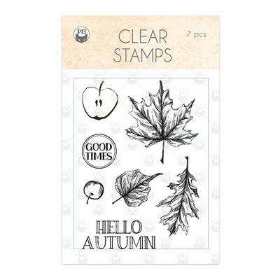 The Four Seasons - Autumn polimer bélyegző 01 (9,6 x 6,7cm)