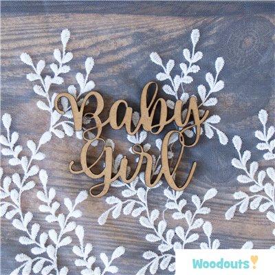 Baby Girl felirat