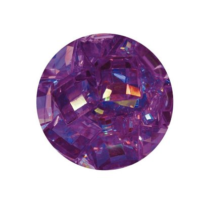 Nuvo gemstones - amethyst purple