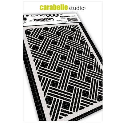 Carabelle Stencil - Tissage