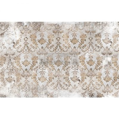 Re-Design Decoupage Décor Tissue - Washed Damask